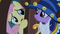Fluttershy answering door S2E4.png