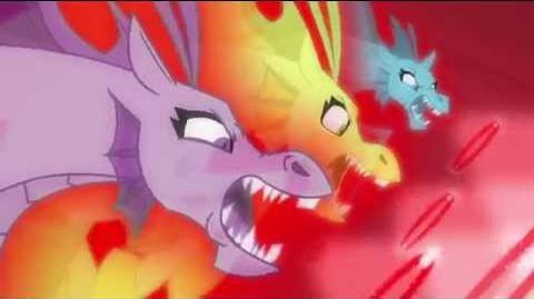 MLP EG - Rainbow Rocks Music Rainbooms Battle HD