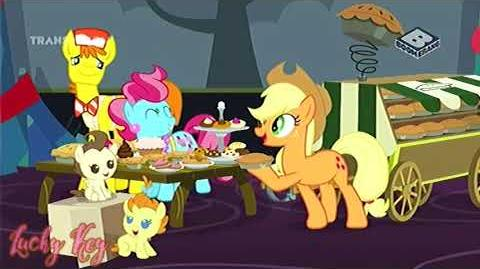 MLP FiM - Hearth's Warming Eve Is Here Once Again Indonesian