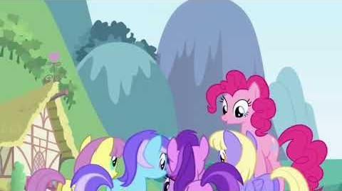 My Little Pony- Friendship is Magic - The Ticket Song (Croatian, RTL Kockica)