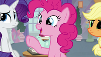 "Pinkie ""three hundred and eighty-seven?"" S8E9"