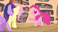 Pinkie 'anypony's ever received' S4E11