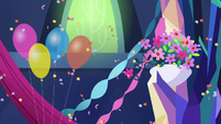 Pinkie Pie's decorations S5E3