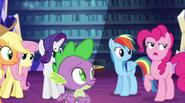 """Pinkie Pie """"duh!"""" EG2"""