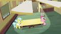 Pinkie Pie in Dr. Fauna's office S7E23.png