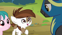"Pipsqueak ""do you know Spitfire?"" S7E21"