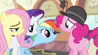 Rainbow Dash dove in S2E24