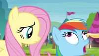 Rainbow Dash faints again S4E22