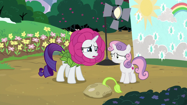 "File:Rarity ""but it is you!"" S7E6.png"