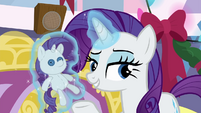 Rarity continues her class lesson BGES3