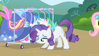 Rarity feeling down S1E20