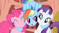S01E07 Rainbow motywuje przyjaciółki