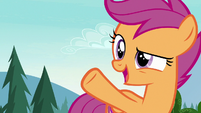 "Scootaloo ""I know somepony who can"" S7E21"
