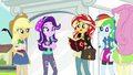 Sunset Shimmer reading Princess Twilight's message EGS3.png