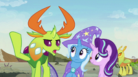 Thorax -led the maulwurf to the hive- S7E17
