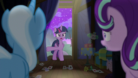 Twilight --skip our dinner without telling me-- S6E6