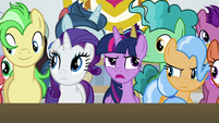 Twilight -who is running this place-- S8E16