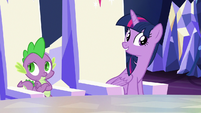 Twilight Sparkle --who would look out for you-- S6E25