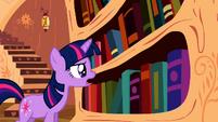 Twilight Sparkle -What was it-- S2E6