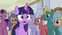 Twilight Sparkle -you can't be serious- S8E16