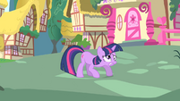 Twilight crossed eye spin S1E17