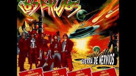 2 - Psicosis Total - Los Brujos - Guerra de Nervios - 1995