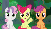 """Apple Bloom """"that's how we were responsible"""" S9E23"""