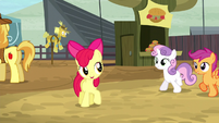 Apple Bloom -if we can get into some of these events- S5E6