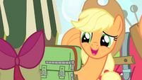 "Applejack ""I take my job as your big sister"" S4E17"