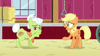 Applejack --I just decided if I helped you-- S6E23