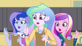 Celestia, Luna, and Cadance drop their forks EG3.png