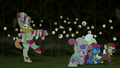 Crusaders run away happily scared S5E21.png