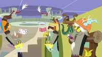 Discord -although we've never discussed it- S7E12