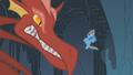 Dragon growls at Rainbow Dash S01E07.png