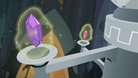 Elements moving towards Princess Celesta S4E2