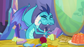 Ember continues eating the crystal bowl S7E15.png