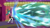 Equestria Girls enveloped in a magic vortex EGS3