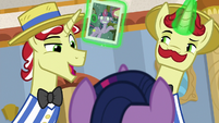 Flim -we'll rip this silly picture up- S8E16