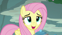 "Fluttershy ""of course"" S8E4"
