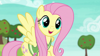 Fluttershy --do you think you'll be ready to play-- S6E18