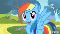 """Hot Minute with Rainbow Dash """"the one and only!"""""""