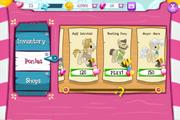 Jeff Letrotski, Bowling Pony, and Mayor Mare MLP mobile game