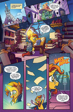 Legends of Magic issue 7 page 1