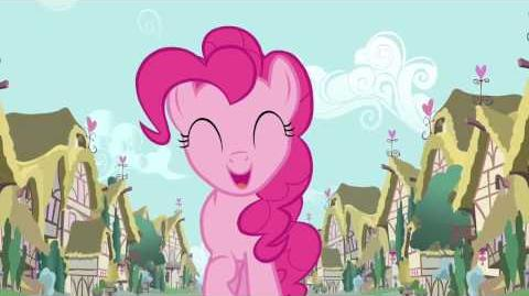 MLP FiM Music Pinkie Pie - Smile Song HD