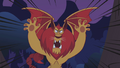 Manticore intimidating roar S01E02.png