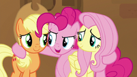 """Pinkie Pie """"not great at solving riddles"""" S7E2"""