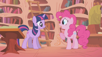 Pinkie Pie --improve MY attitude--- S1E05
