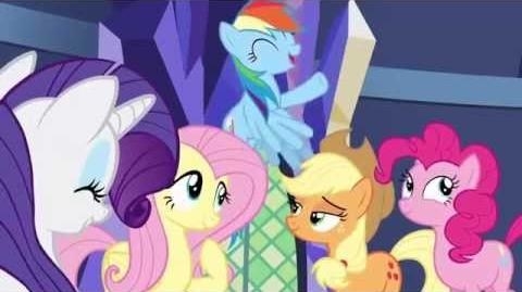 Polish My Little Pony Make This Castle A Home - Reprise HD