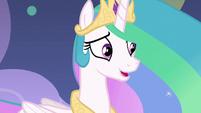 Princess Celestia -my apologies- S8E7