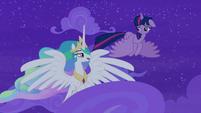 Princess Celestia -you really mean that-- S8E7